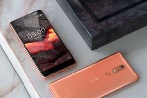 Nokia 5.1, Nokia 3.1 và Nokia 2.1 ra mắt: Chạy Android gốc, giá 'mềm'