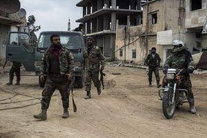 Quân đội Syria dồn binh chuẩn bị kết liễu thánh chiến tại cứ địa Daraa
