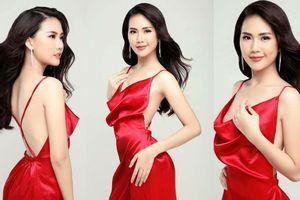 Thí sinh Siêu mẫu Việt Nam 2018: 'Ngoài gương mặt hoa hậu, tôi còn nhiều yếu tố để chiến thắng'