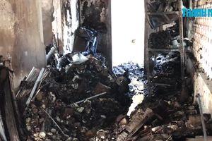 Cháy chùa, kho hàng doanh nghiệp gửi nhờ bị thiêu rụi