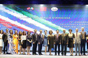 Kỷ niệm 45 năm thiết lập quan hệ ngoại giao Việt Nam – Italia