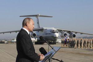 Thực hư Mỹ xóa sổ căn cứ Syria để đổi lấy bắt tay từ Nga