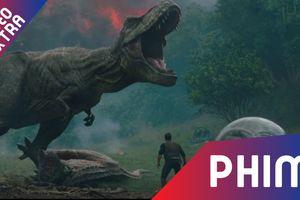 Trailer Thế giới khủng long: Vương quốc sụp đổ
