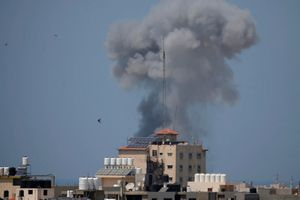 Israel phá hủy đường hầm ở Dải Gaza
