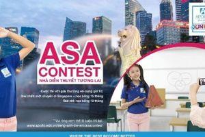 Cơ hội khám phá Singapore dành cho 'nhà diễn thuyết tương lai' của Apollo English