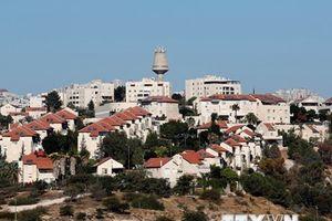 Israel phê chuẩn xây dựng thêm gần 2.000 căn nhà mới tại Bờ Tây