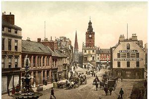 Ảnh đẹp mê hồn về xứ sở Scotland cuối thế kỷ 19