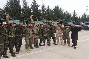 Mãnh Hổ Syria hừng hực khí thế 'xóa sổ' khủng bố ở Daraa