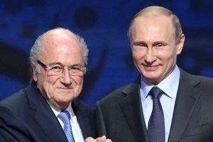 Mỹ dùng 'chiêu bài' ở Ukraine để 'phá' World Cup của Tổng thống Putin?