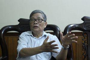 GS.TS Đặng Đình Đào: Quản lý như thế bảo sao đường sắt chả lạc hậu