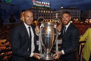 Thủ quân Real biết Zidane ra đi từ... 3 tháng trước