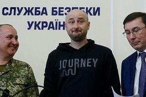 Nhà báo Nga bị bắn chết ở Ukraine bất ngờ ... hồi sinh