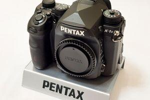 Pentax ra mắt dòng máy ảnh Full-frame thế hệ mới Pentax K-1 Mark II tại Việt Nam