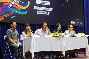Đạo diễn, diễn viên Hồng Ánh làm giám khảo cuộc thi phim ngắn FY năm 2018