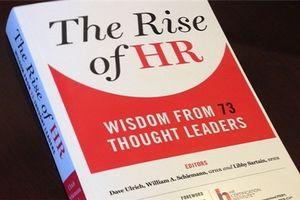 Ra mắt cuốn sách 'Sự lên ngôi của quản trị nhân sự'
