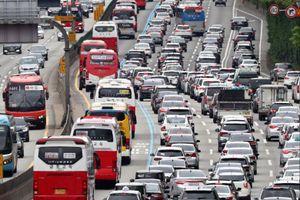 Người dân Hàn Quốc chật vật tìm chỗ đỗ xe