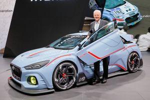 Sếp Hyundai N: 'Chúng tôi không sao chép Mercedes, BMW hay Porsche'
