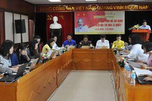 Giao lưu trực tuyến 70 năm Ngày Chủ tịch Hồ Chí Minh ra 'Lời kêu gọi thi đua ái quốc'
