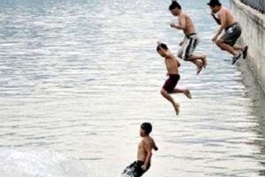 Đuối nước - hiểm họa đe dọa hàng nghìn trẻ em