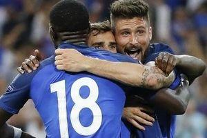 02h00 ngày 02/06, Pháp vs Italy: Gã khổng lồ gặp kẻ thất thời