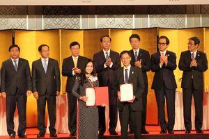 T&T Group và Hitachi Zosen trao Biên bản ghi nhớ hợp tác nhân chuyến thăm của Chủ tịch nước Trần Đại Quang