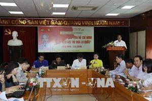 Giao lưu trực tuyến 70 năm Ngày Chủ tịch Hồ Chí Minh ra Lời kêu gọi thi đua ái quốc