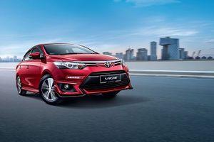 Lộ tính năng của Toyota Vios thế hệ mới sắp bán ở Việt Nam