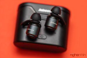 Đánh giá tai nghe không dây Jabees BTwins: thiết kế cứng cáp, nhiều âm trầm