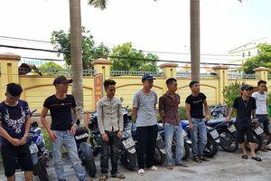 Xử phạt 35 triệu đồng nhóm thanh niên đi xe máy lạng lách đánh võng trên quốc lộ