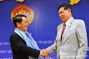 BẢN TIN MẶT TRẬN: Hợp tác cùng phát triển vì lợi ích nhân dân hai nước