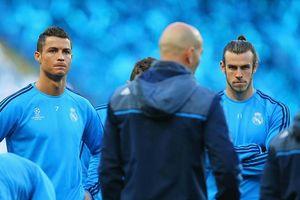 Zidane 'bay ghế' ở Real vì Ronaldo và Bale, MU dụ ngọt Griezmann