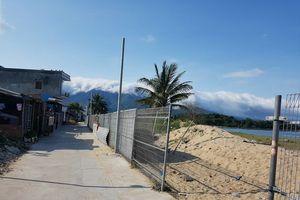 Hàng loạt dự án bít lối xuống biển, Chủ tịch Đà Nẵng nói gì?