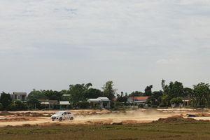 Dân mất ruộng, dồn đô thị về trạm BOT Quảng Nam