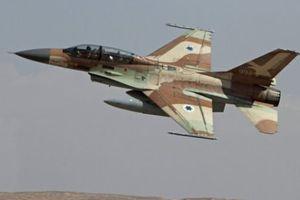 Chiến đấu cơ Israel tiếp tục xuất hiện ở biên giới Syria-Lebanon
