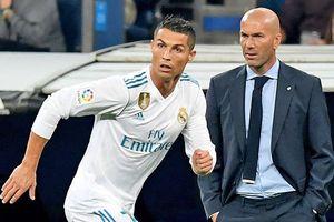 Thể thao 24h: HLV Zidane chia tay Real Madrid vì Bale và Ronaldo?
