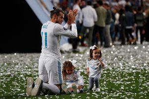 Bale là người vui nhất khi Zidane từ chức