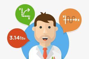 Sáng cười: Bệnh nghề nghiệp của nhà toán học