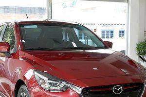 Giá xe ô tô Mazda tháng 6/2018 cập nhật mới nhất