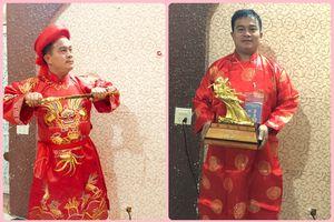 Thanh đồng, Pháp sư Lê Sơn Lâm: 15 tuổi ra bắc ghế hầu Thánh