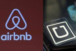 Uber và Airbnb có thể lên sàn vào năm sau