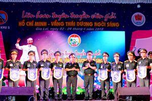 Bộ tư lệnh Quân khu 5 khai mạc Liên hoan Tuyên truyền viên giỏi lần thứ II