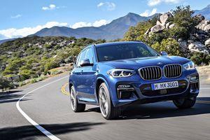 Loạt xe BMW mới sắp ra mắt