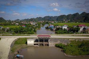 Yêu cầu tỉnh Ninh Bình báo cáo dự án kênh 72 tỷ đội vốn lên 2.600 tỷ