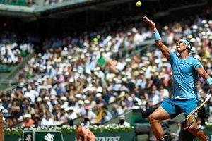 'Thổi bay' Gasquet, Nadal thẳng tiến vòng 4