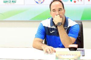 HLV Luis Marimon: 'Thái Sơn Bắc đã đánh mất bản sắc'