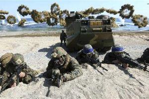 Mỹ cao thượng không muốn rút quân khỏi Hàn Quốc?