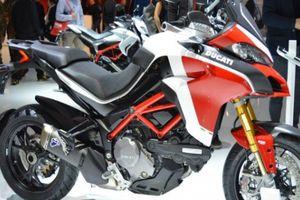 Mãn nhãn Ducati Multistrada Pikes Peak về Việt Nam giá 1,2 tỷ đồng