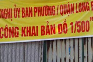 Hà Nội: 'Nhập nhằng' việc cưỡng chế thu hồi đất ở quận Long Biên
