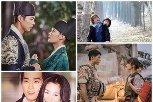 4 phim được chính người Hàn bình chọn là đỉnh cao của drama