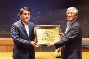 Thúc đẩy hợp tác hiệu quả giữa Hà Nội với các đối tác Nhật Bản